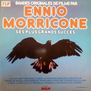 Ennio Morricone - Bandes Originales De Films Par Ennio Morricone Ses Plus Grands Succès