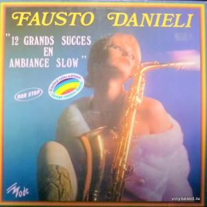 Fausto Danieli - 12 Grands Succés En Ambiance Slow (Blue Vinyl)
