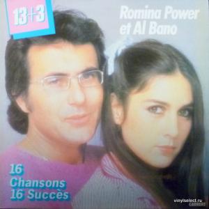 Al Bano & Romina Power - 16 Chanson 16 Succès