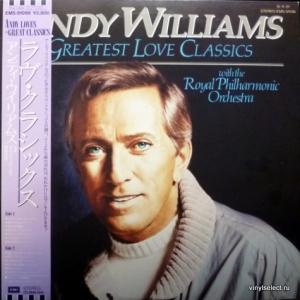 Andy Williams - Greatest Love Classics