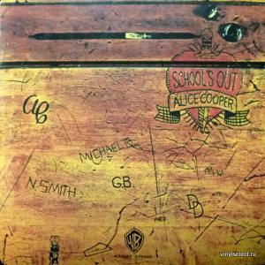 Alice Cooper - School's Out (+ Panties!)