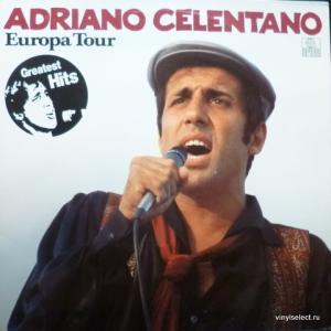 Adriano Celentano - Europa Tour