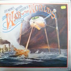 Jeff Wayne - Jeff Wayne's Musical Version Of The War Of The Worlds (+ Booklet!)