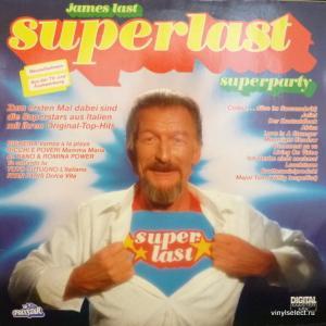 James Last - Superlast (Club Edition)