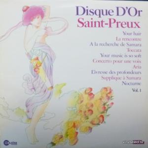 Saint-Preux - Disque D'Or Vol.1