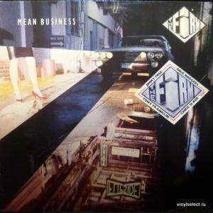 Firm, The (Jimmy Page, Paul Rodgers...) - Mean Business