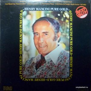 Henry Mancini And His Orchestra - Pure Gold