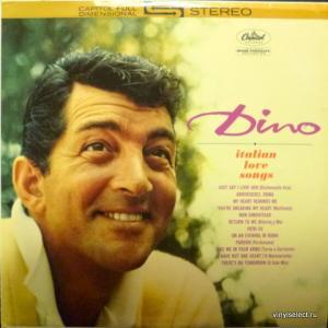 Dean Martin - Dino (Italian Love Songs)