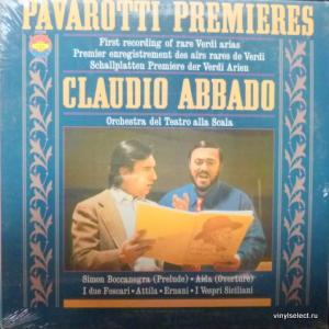 Luciano Pavarotti - Pavarotti Premieres - Giuseppe Verdi (feat. Claudio Abbado, Orchestra Del Teatro Alla Scala)