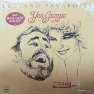 Luciano Pavarotti - Yes, Giorgio (Original Soundtrack Recording)