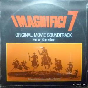 Elmer Bernstein - I Magnifici 7 - Return Of The Seven (Original Movie Soundtrack)