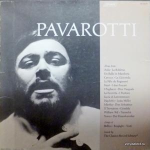 Luciano Pavarotti - The Classics Record Library
