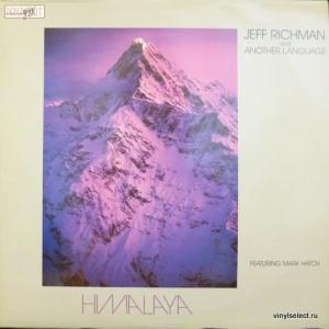 Jeff Richman - Himalaya (feat. Another Language)