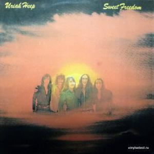 Uriah Heep - Sweet Freedom