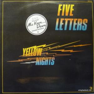 Five Letters - Yellow Nights