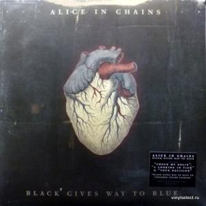 Alice In Chains - Black Gives Way To Blue (Clear Vinyl)