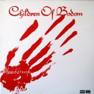 Children Of Bodom - Blooddrunk (Red Vinyl)