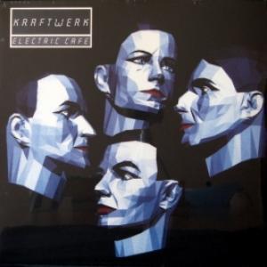 Kraftwerk - Electric Cafe (Blue Vinyl)