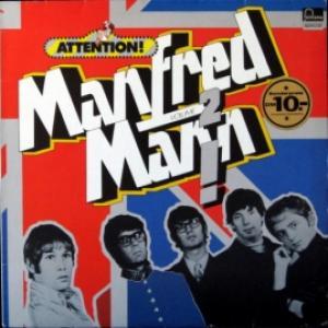 Manfred Mann - Attention! Manfred Mann! Vol. 2