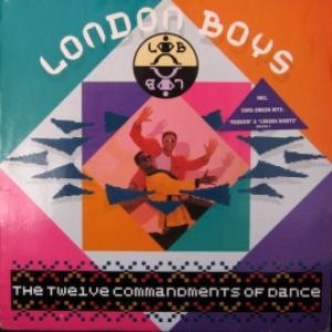 London Boys - The Twelve Commandments Of Dance (M/M)