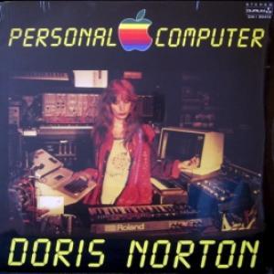 Doris Norton - Personal Computer (Yellow Vinyl)