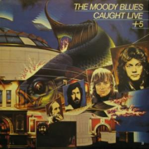 Moody Blues,The - Caught Live +5