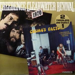 Creedence Clearwater Revival - Cosmo's Factory / Pendulum