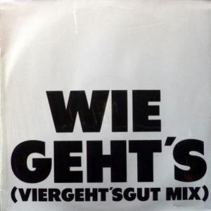 Happy Hour - Wie Geht's