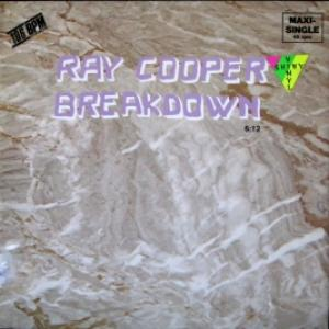 Ray Cooper - Breakdown (Green Vinyl)