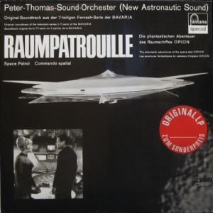 Peter Thomas Sound Orchestra - Raumpatrouille