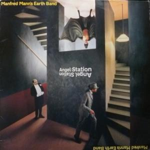 Manfred Mann's Earth Band - Angel Station (+Poster!)