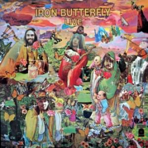 Iron Butterfly - Live (GER)