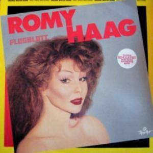Romy Haag - Flugblatt