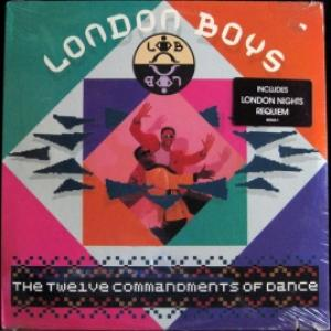 London Boys - The Twelve Commandments Of Dance (USA)