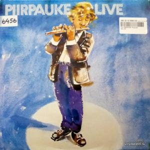 Piirpauke - Piirpauke Live