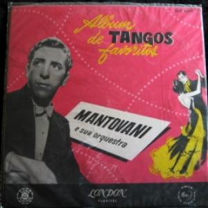 Mantovani - Álbum de Tangos Favoritos