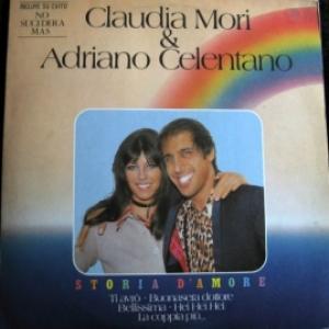 Claudia Mori & Adriano Celentano - Storia D'Amore