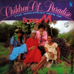 Boney M - Children Of Paradise - The Greatest Hits Of - Vol.2 (Club Edition)