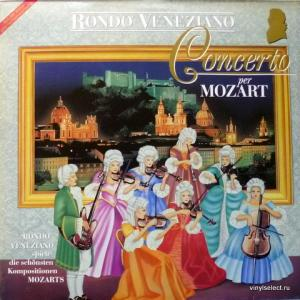 Rondò Veneziano - Concerto Per Mozart