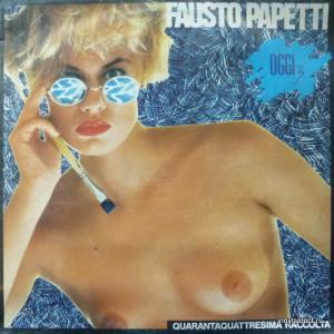 Fausto Papetti - Oggi 3 - Quarantaquattresima Raccolta