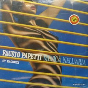 Fausto Papetti - Musica Nell'Aria 47a Raccolta