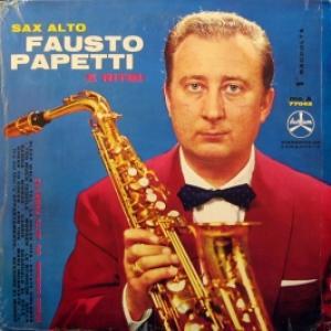 Fausto Papetti - 1a Raccolta - Sax Alto E Ritmi