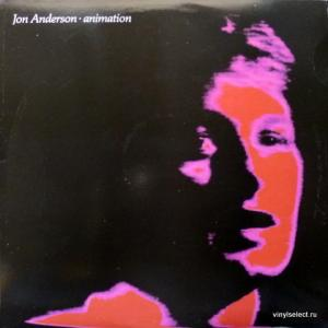 Jon Anderson (Yes) - Animation