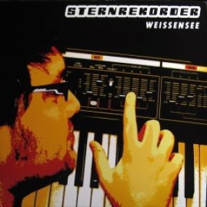 Sternrekorder - Weissensee (Red Vinyl)