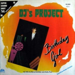 DJ's Project - Birthday Girl (produced by Mike Mareen)