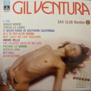 Gil Ventura - Sax Club Number 4