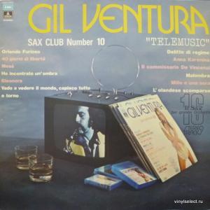 Gil Ventura - Sax Club Number 10