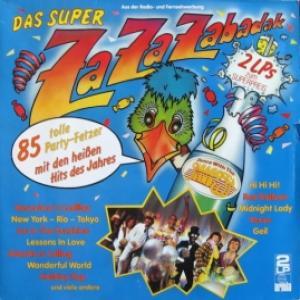 Saragossa Band - Das Super Za-Za-Zabadak