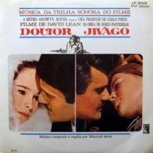 Maurice Jarre - Música Da Trilha Sonora Do Filme Doutor Jivago