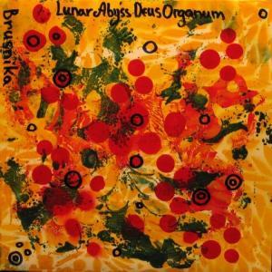 Lunar Abyss Deus Organum - Brusnika (Red Vinyl)